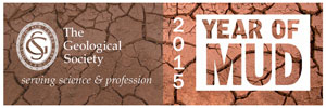 Part of the Geological  Society's Year of Mud events programme