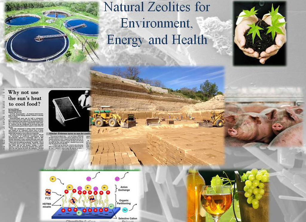 Natural zeolites – environmental, biomedical and industrial applications